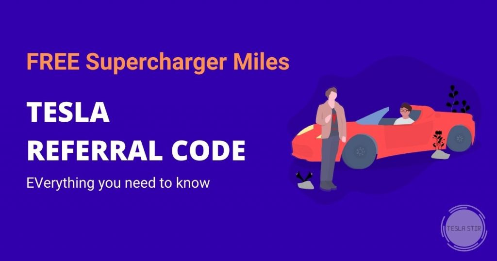 Tesla Referral Code Invite Link